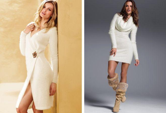 белое платье 24