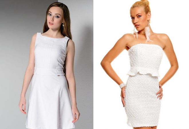 белое платье 3