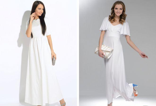 белое платье 9