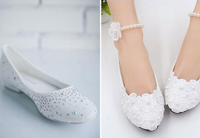 193c0cffe Белые свадебные туфли классика и элегантность – Блог о рукоделии и моде