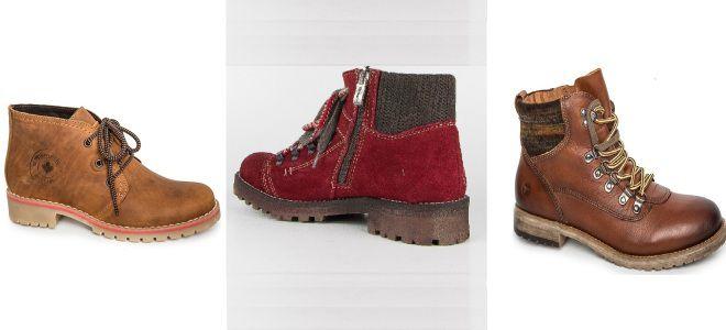 ботинки тамарис1