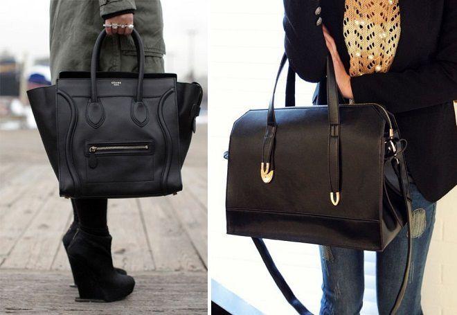 Модная женская черная сумка – клатч, через плечо, классическая ... dcf491a4512