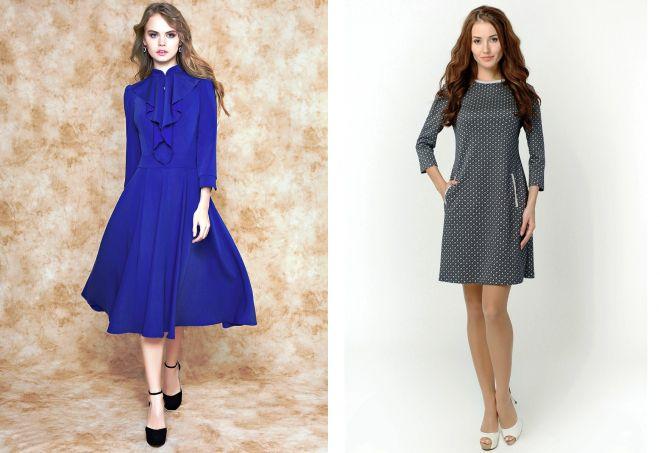 Самые красивые модные платья 2017 – повседневные и вечерние ... cac84efa660