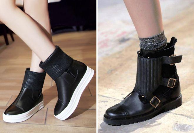 773595cf758c Модная женская обувь на весну 2017 – ботинки и ботильоны, туфли и ...