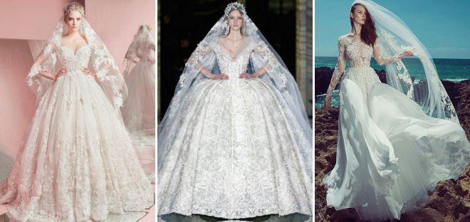 لباس عروسی zuhair murad