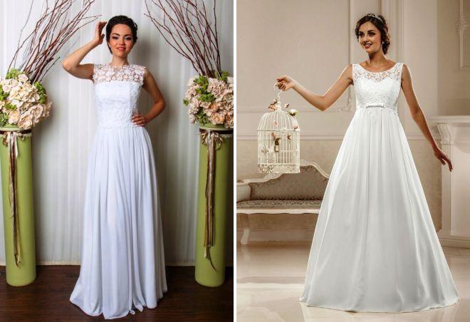 греческое платье на свадьбу
