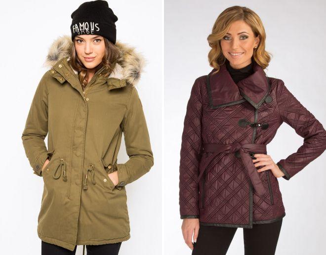 413a12dc6883 Модные женские куртки на весну – кроткие и удлиненные, кожаные и ...