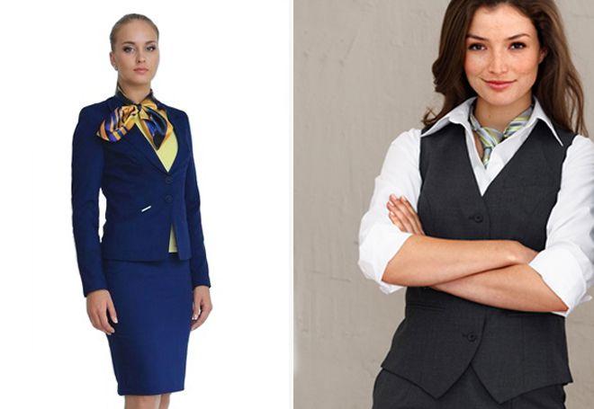одежда для банковского работника фото при