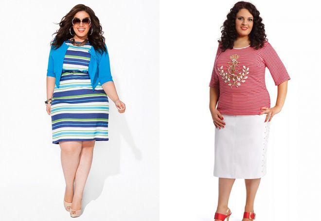одежда для очень полных женщин