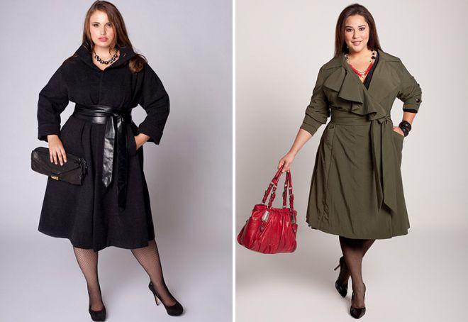 женская одежда для полных