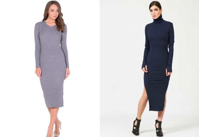 Платье лапша короткое, миди и ниже колена с чем носить  4620395d916