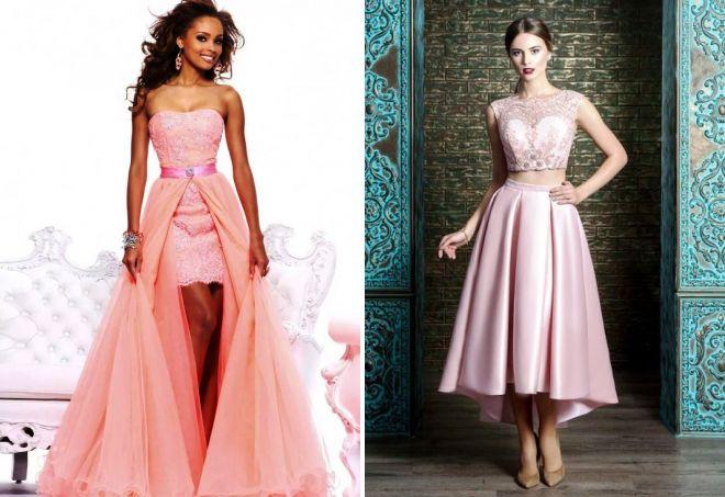 вечерние платья-трансформеры
