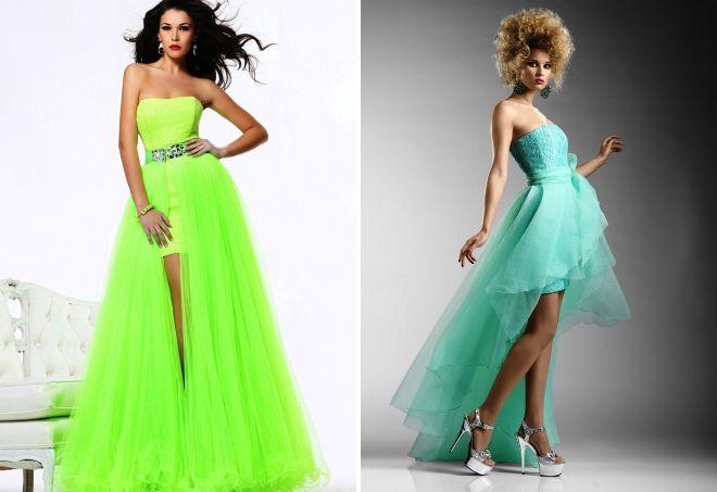 43eec361d85 Модное платье-трансформер – короткое и длинное