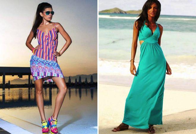 летние платья-трансформер