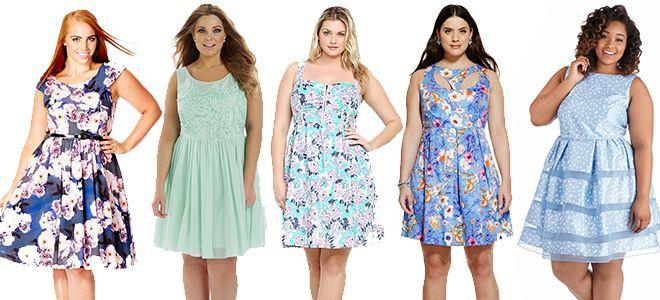 395cd453bafa4 Пляжное платье для полных