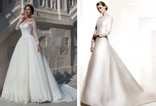 пышные свадебные платья 15