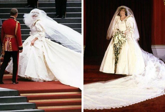 пышные свадебные платья 16