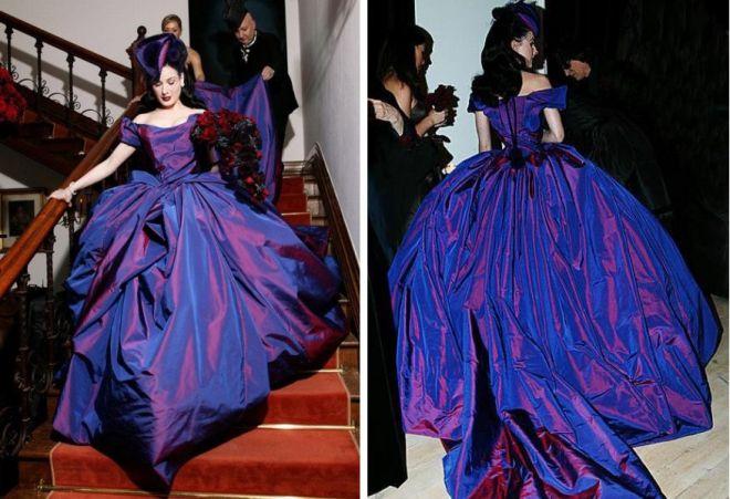 пышные свадебные платья 17