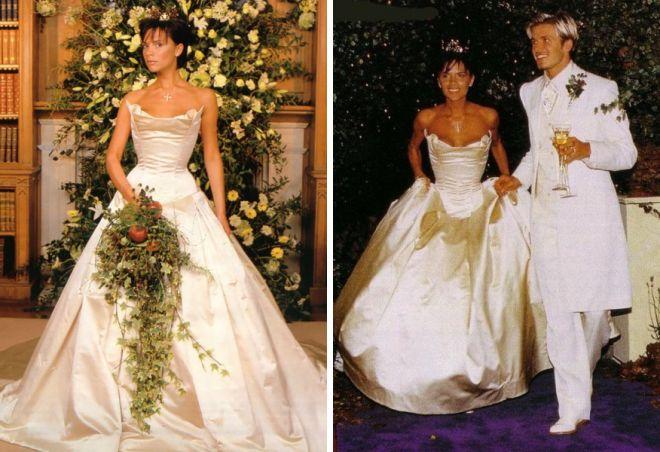 пышные свадебные платья 18