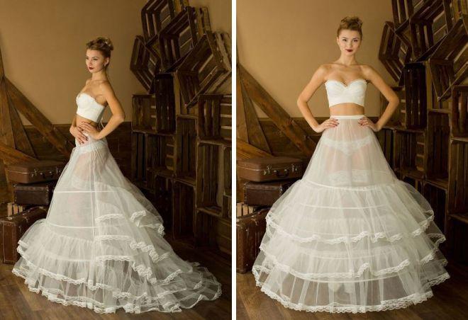 пышные свадебные платья 4