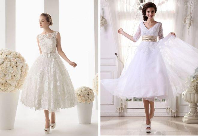 пышные свадебные платья 8