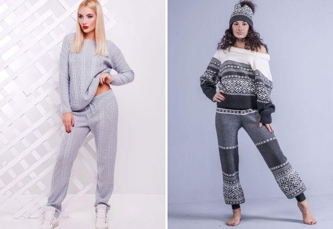 b7eb97c73ea7 Трикотажные спортивные костюмы (61 фото) модели от Adidas, Reebok ...