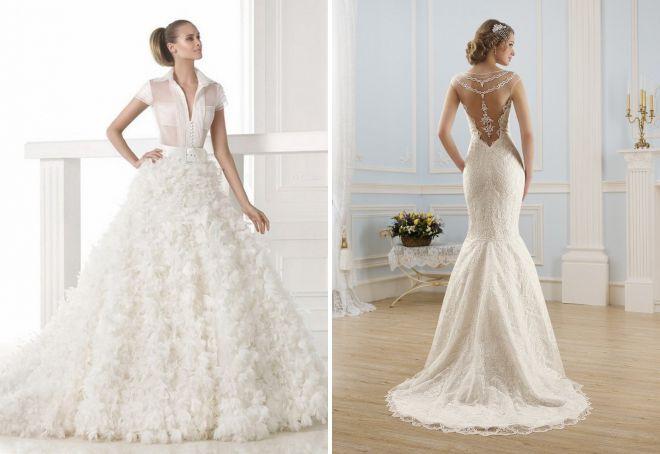 2a74cb61184 Самые красивые и стильные свадебные платья 2017 – модные тенденции ...