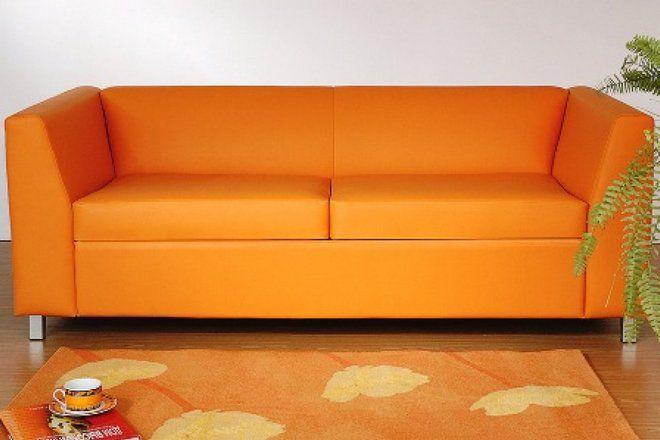 прямые диваны с большим спальным местом