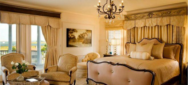 спальня классика современный дизайн интерьера