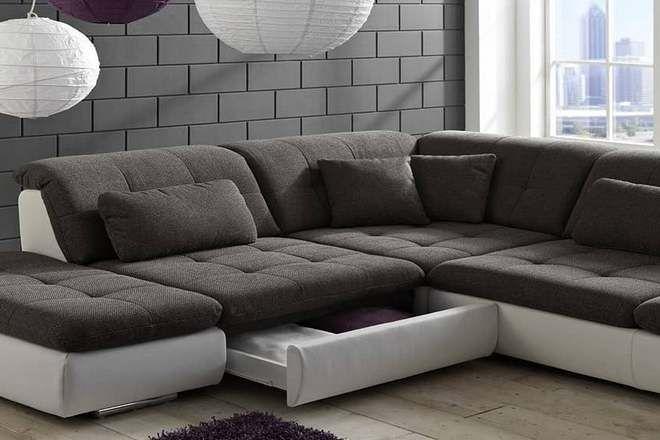 модульные диваны со спальным местом