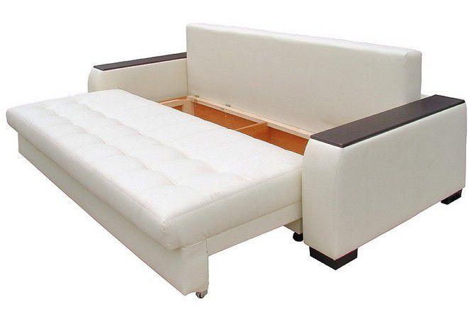 диван еврокнижка со спальным местом