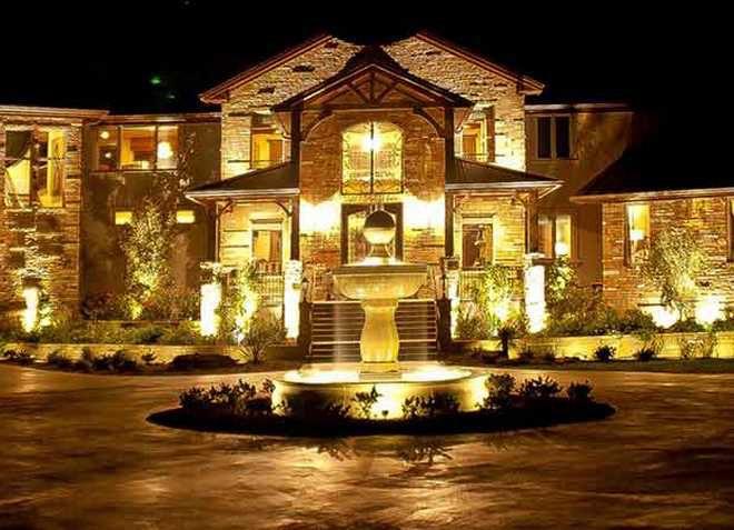 Реферат декоративное освещение загородного дома 8131