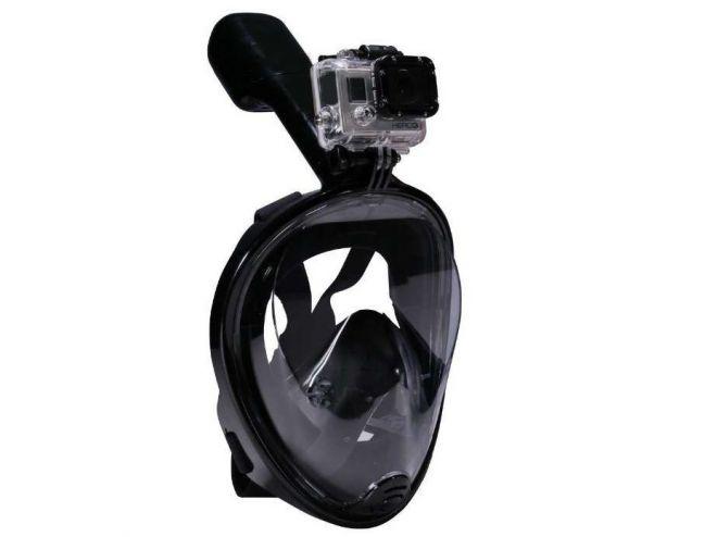 Маска для снорклинга с камерой
