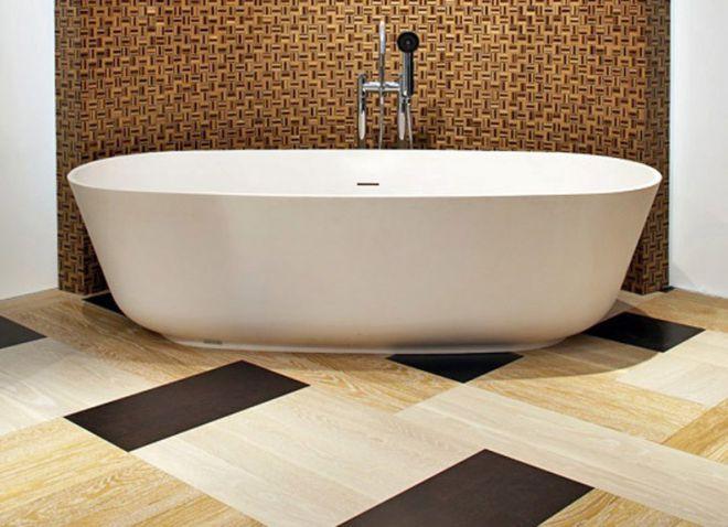 пол в ванной 10