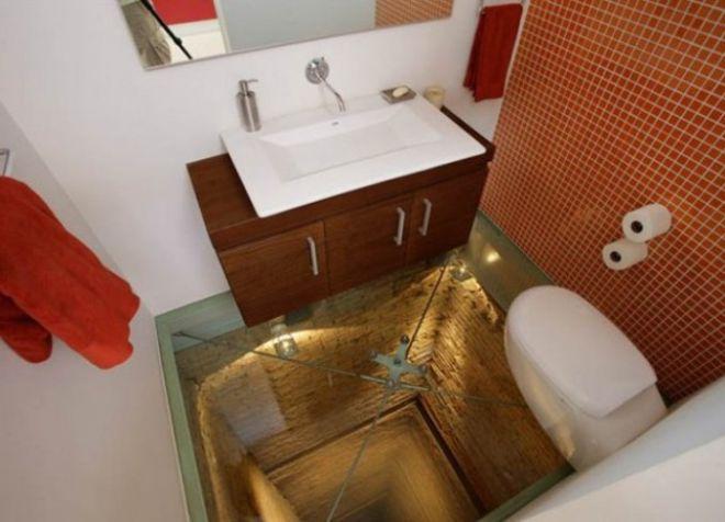 пол в ванной 11