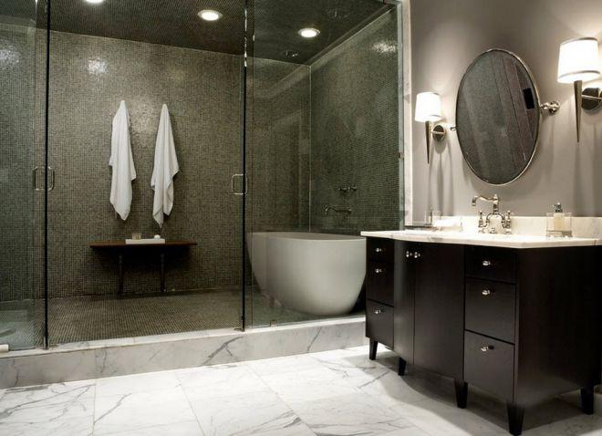 пол в ванной 15