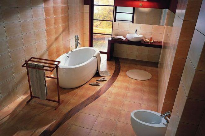 пол в ванной 3