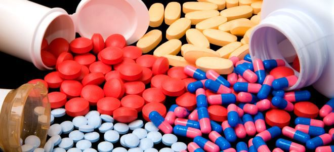 антибиотики при гнойных ранах
