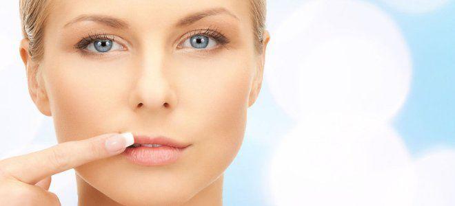 ОПАСНЫ ли белые точки на губах - причины, способы лечения | 300x660