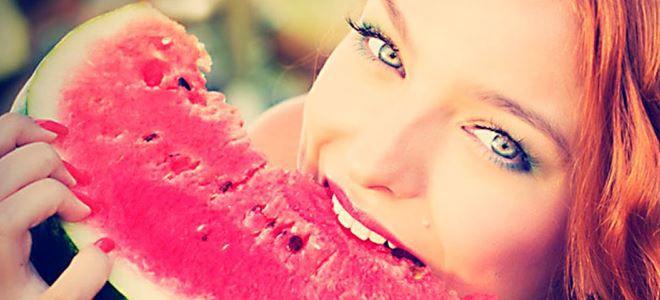 Очищение почек арбузом - Здоровье людей