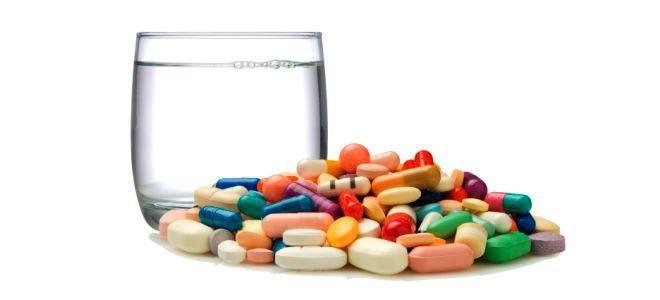 Адреноблокаторы – список препаратов