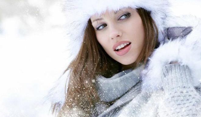 Беречь волосы от холода