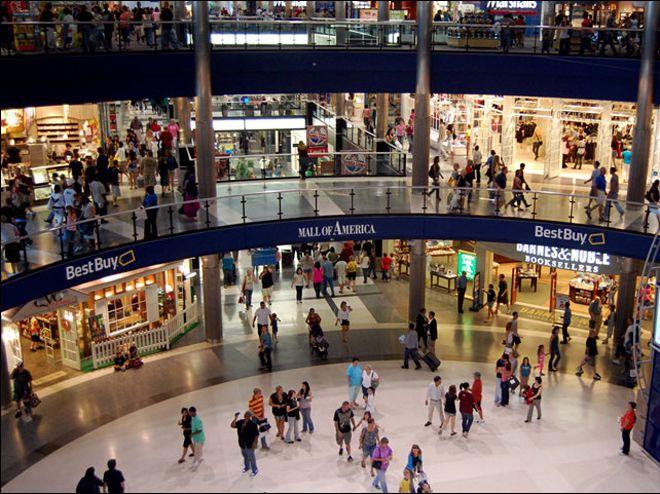 блумингтон mall of america