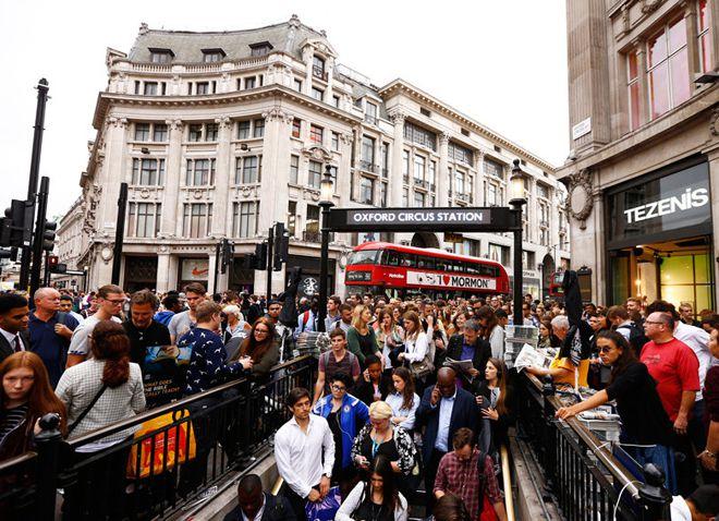 лондон оксфорд-стрит