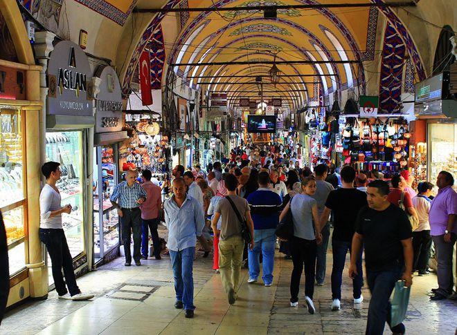 стамбул гранд-базар