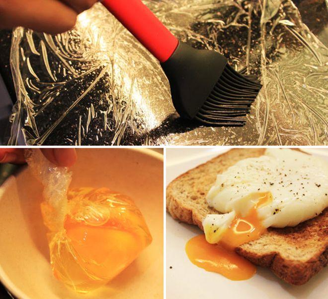 способ готовки яиц