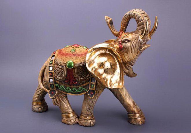 индийские слоны на вашей полке