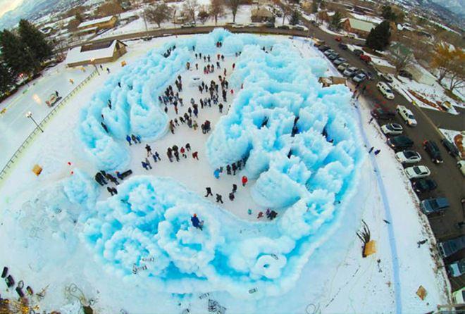 Ледяные лабиринты1