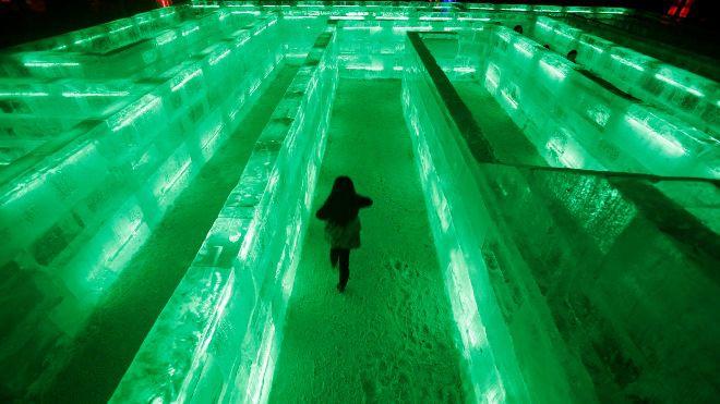 Ледяные лабиринты2