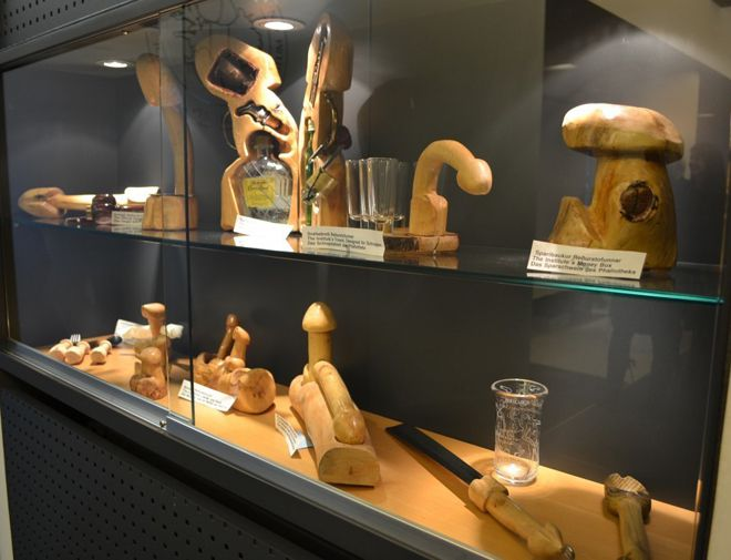 странный музей